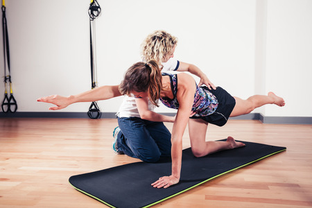 ginnastica proprioricettiva