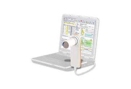 HP Spirometria a domicilio