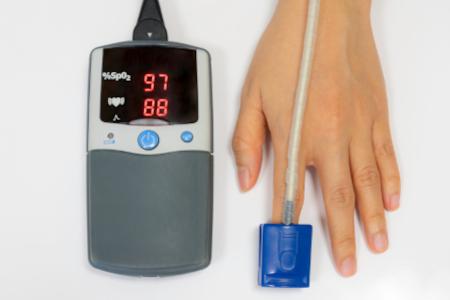 Monitoraggio saturometria notturna
